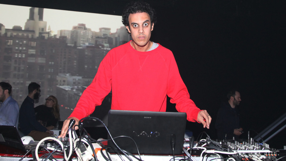 Four Tet spins in New York.