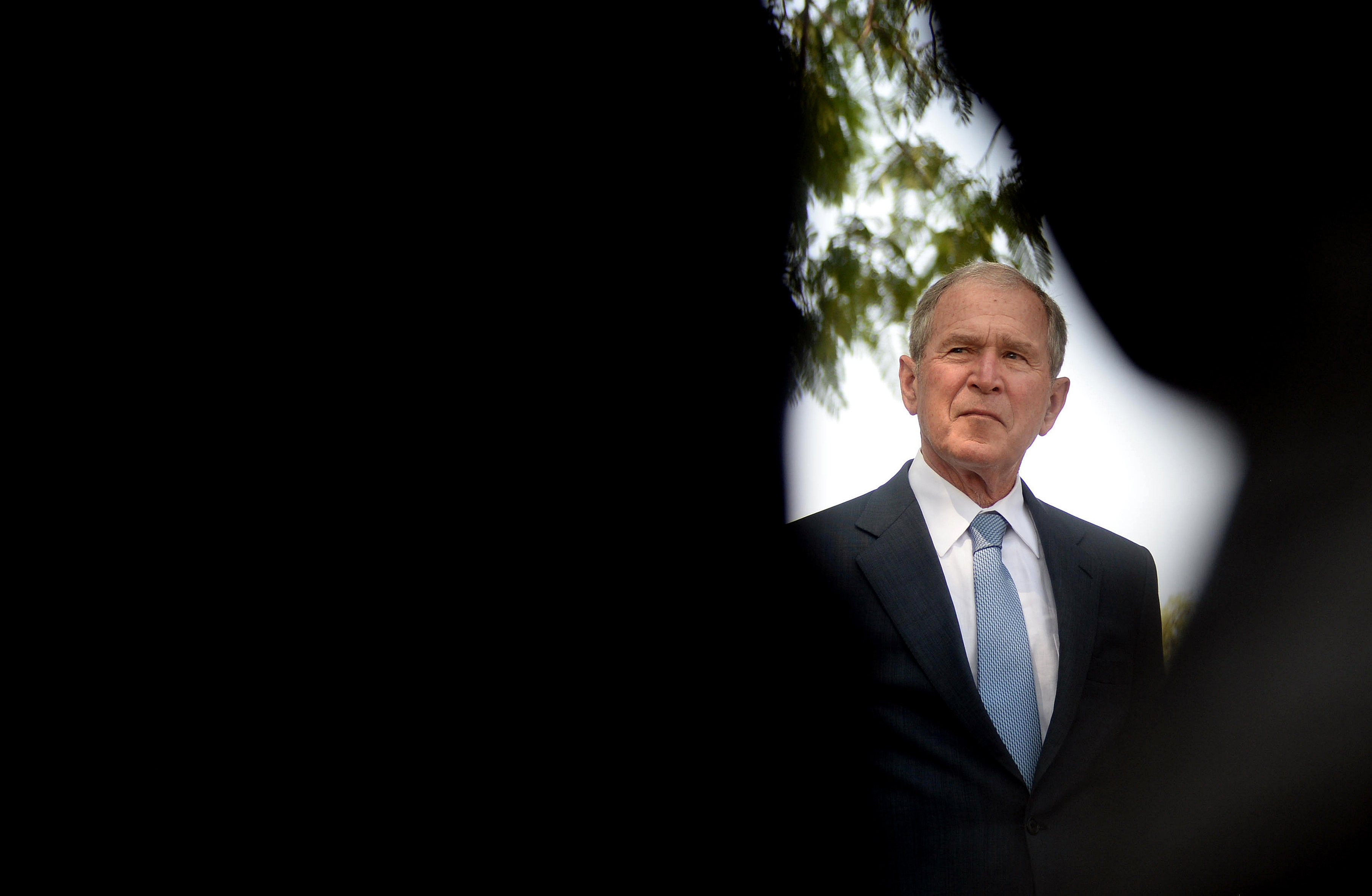 George W. Bush Calls Foreign Aid A Moral And Security Imperative