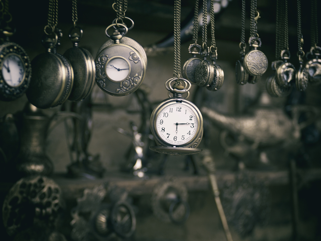 Why Is Time In A Hurry?