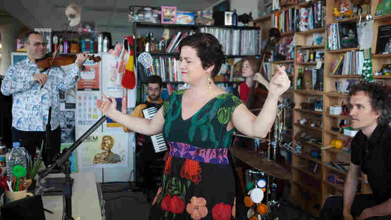 Ljova And The Kontraband: Tiny Desk Concert