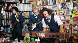 Chicano Batman: Tiny Desk Concert