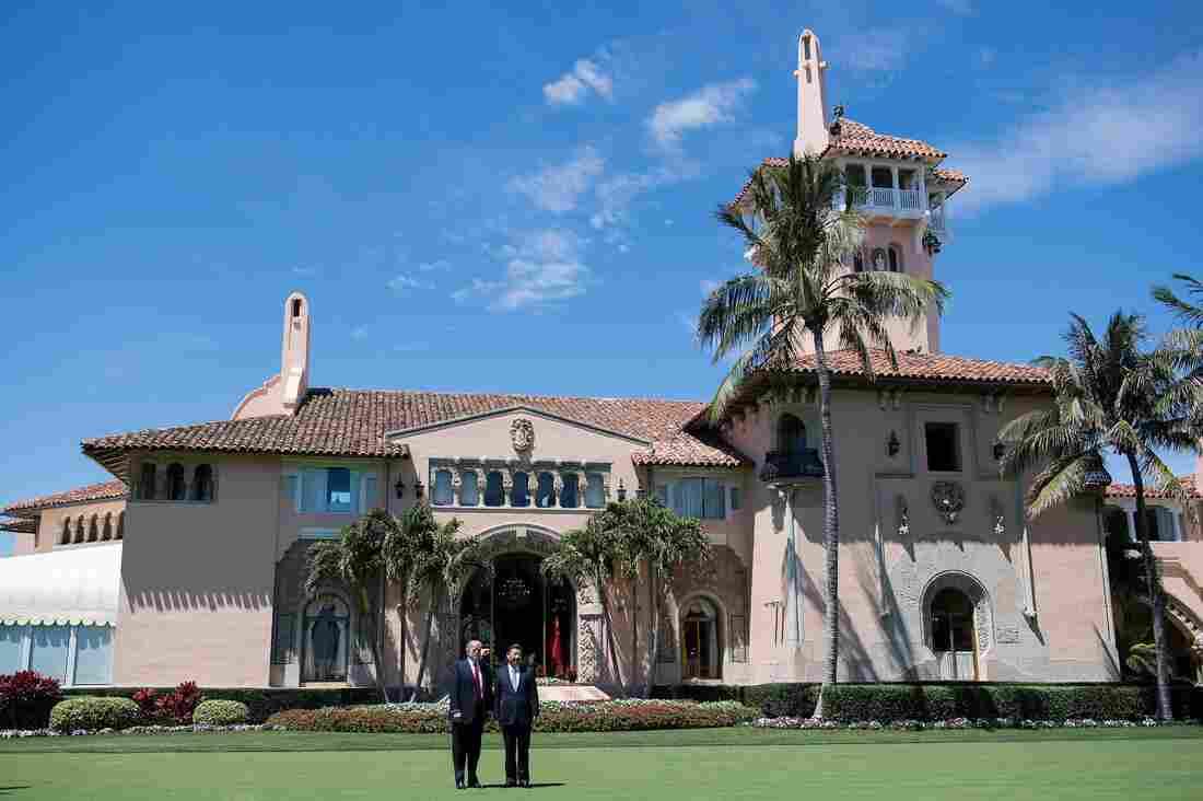 Trump Holds Trump Fundraiser at Trump Hotel -- Benefiting Trump