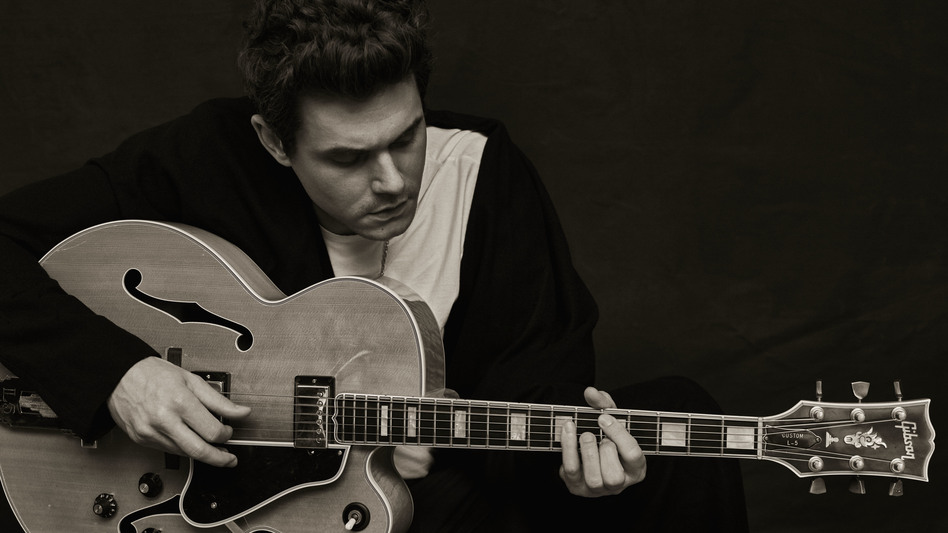 """""""I realized that it doesn't fit me to be any bigger than the music is,"""" John Mayer says. """"It was like me walking around with a really tight shirt for a couple of years."""""""