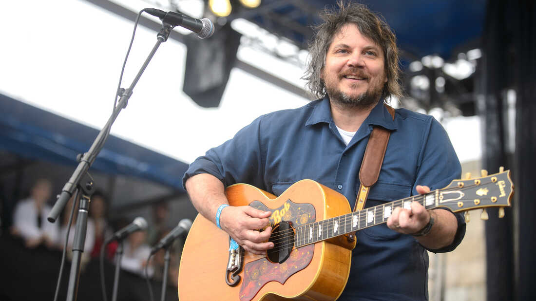 Jeff Tweedy Revisits His Catalog On New Album, Shares Acoustic 'Laminated Cat'