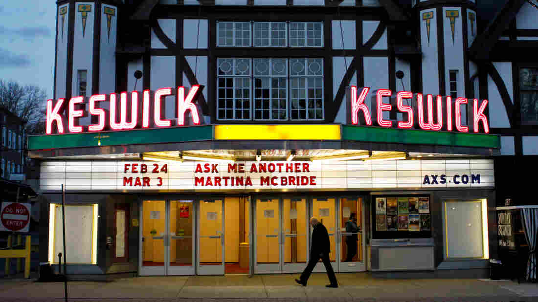Ask Me Another at The Keswick Theatre in Pennsylvania.