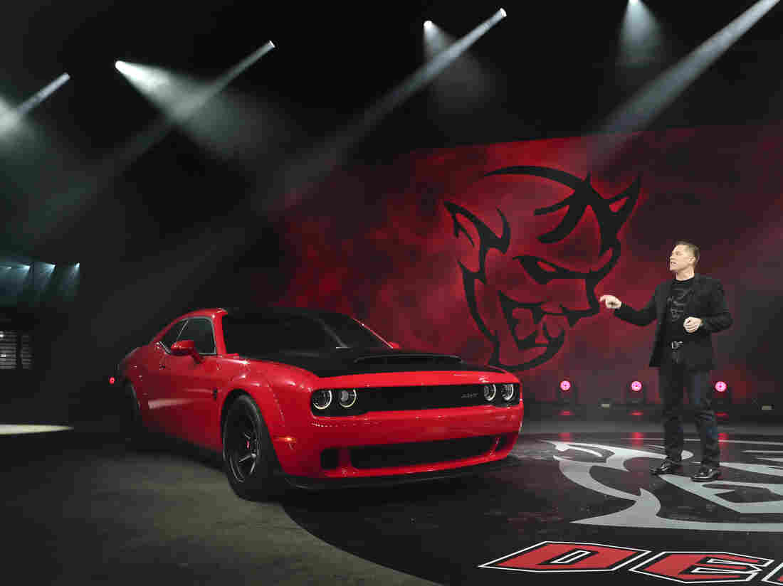 Dodge Demon Challenger lays claim to fastest production vehicle