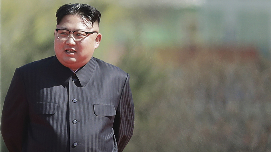 The government of North Korean leader Kim Jong Un conducted two nuclear tests last year. (Wong Maye-E/AP)