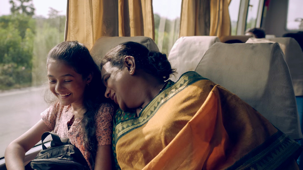 In their new ad, Vicks tells the story of an adopted girl and her mother figure, Gauri Sawant, a transgendered woman who was born a boy.