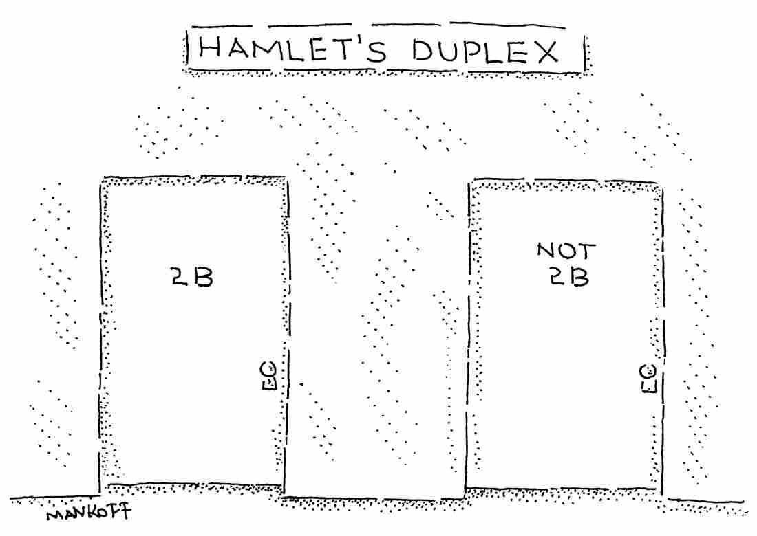 Hamlet's Duplex