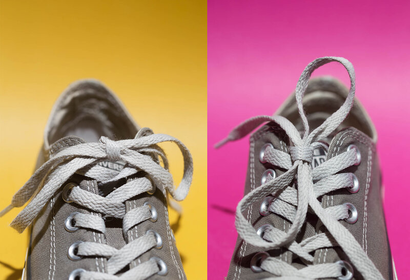 ab914dda7bb7b4 Study Explains Why Shoelaces Come Untied   Shots - Health News   NPR