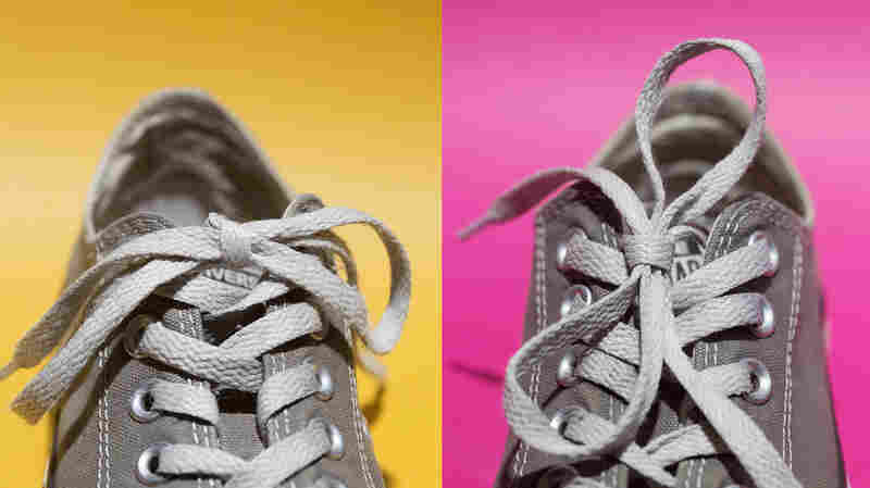 Untangling The Mystery Of Why Shoelaces Come Untied