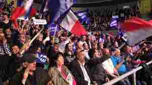 Le Pen Finds Support In Pro-Europe French City