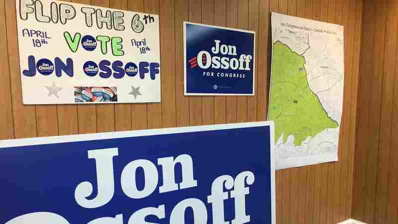 Georgia Democrats See Chance To Send A Message With Special Election Upset