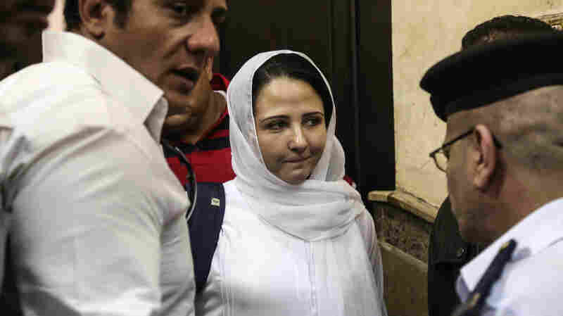 Cairo Court Drops Child Abuse Charges Against Egyptian-American Woman