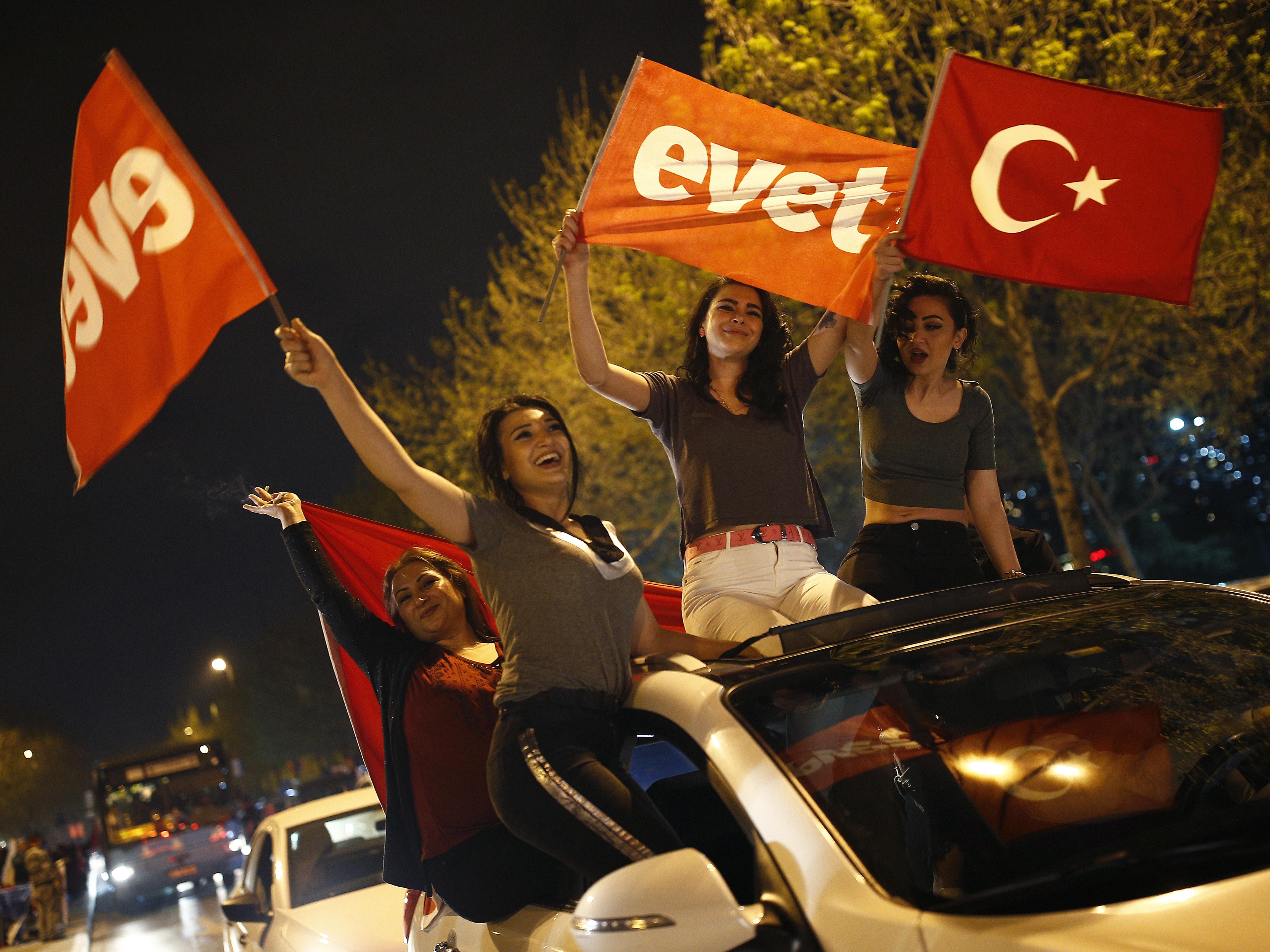 Historic Referendum In Turkey Grants More Power To President