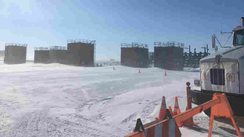 Gas Leak At BP Oil Well In Alaska Has Been Stopped