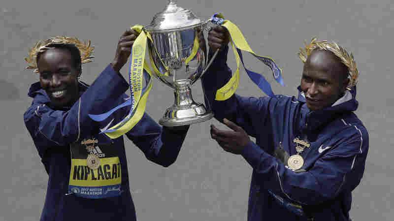 2 First-Time Boston Marathoners Emerge Victorious