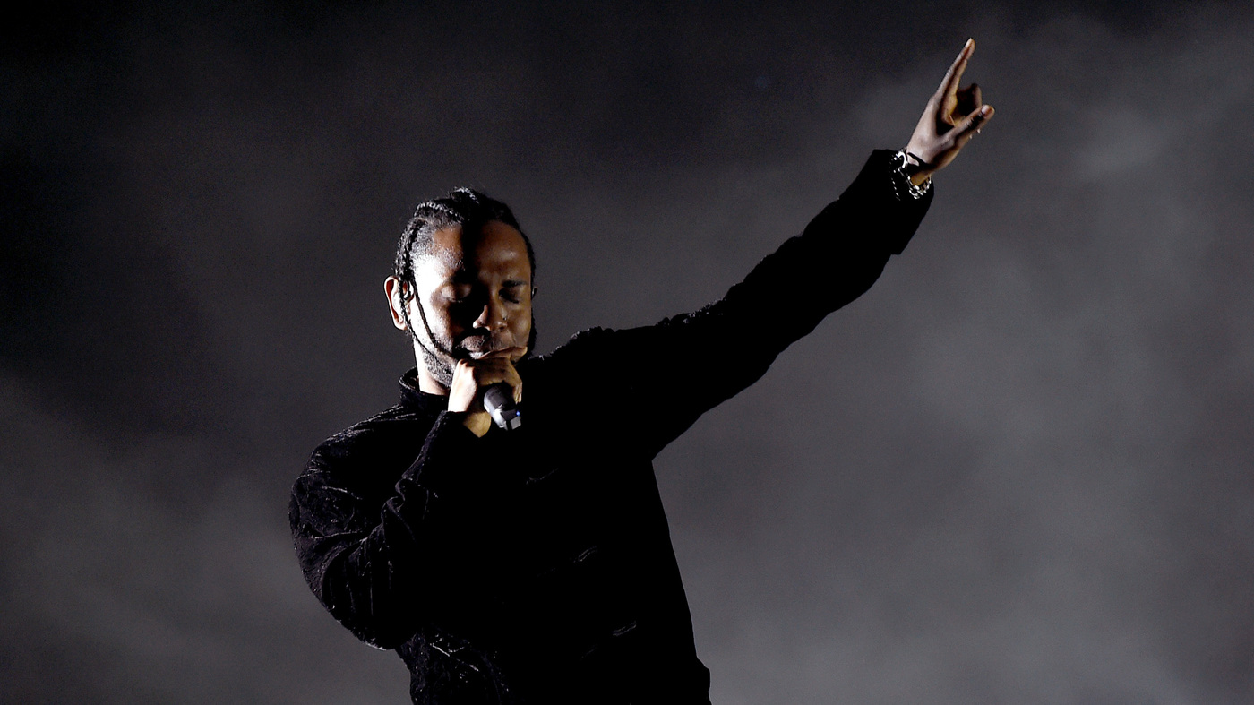 Kendrick Lamar's 'DAMN.' Is Introspective And Unforgiving
