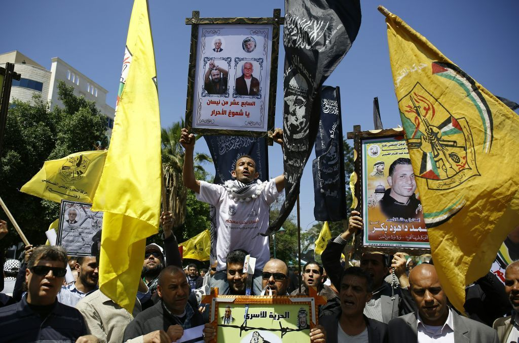 United Nations  says closely monitoring mass hunger strike in Israeli jails