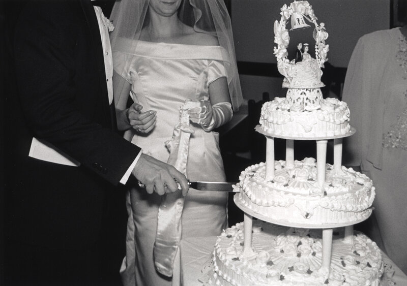 Eat Now Or Forever Hold Your Piece The Layered History Of Wedding