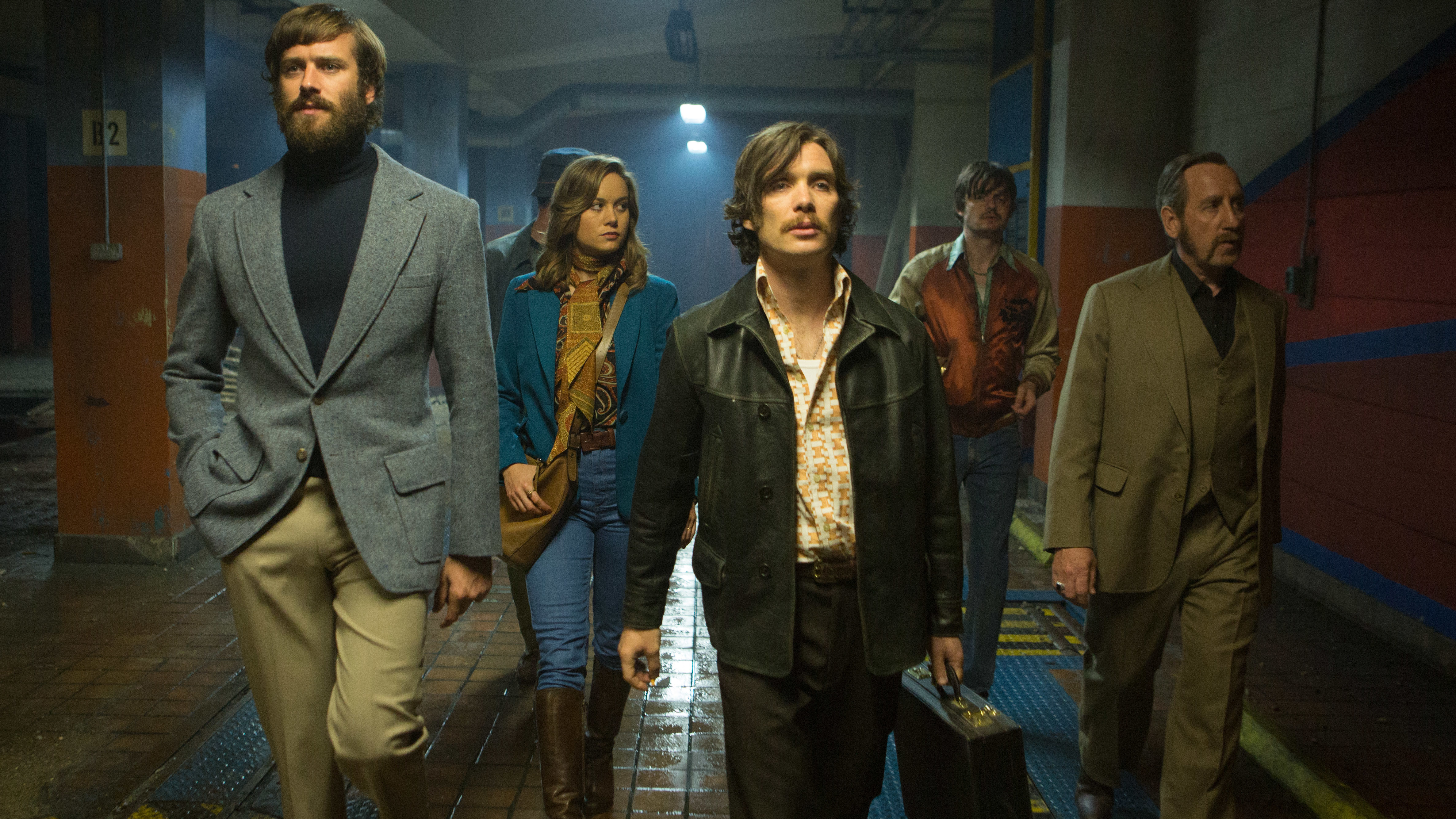 'Free Fire' is amusing, chaotic and frustrating