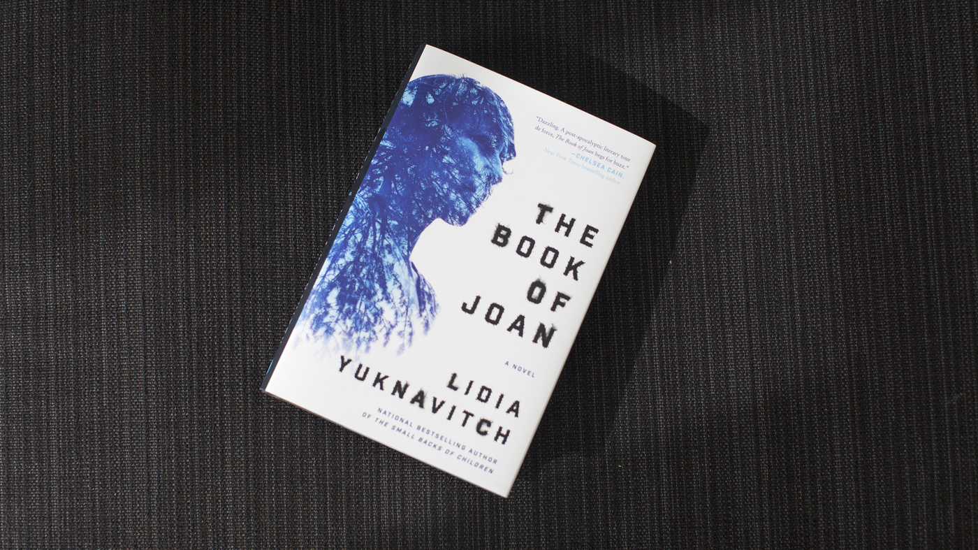 'The Book Of Joan' Is A Dizzying, Dystopian Genre Mashup