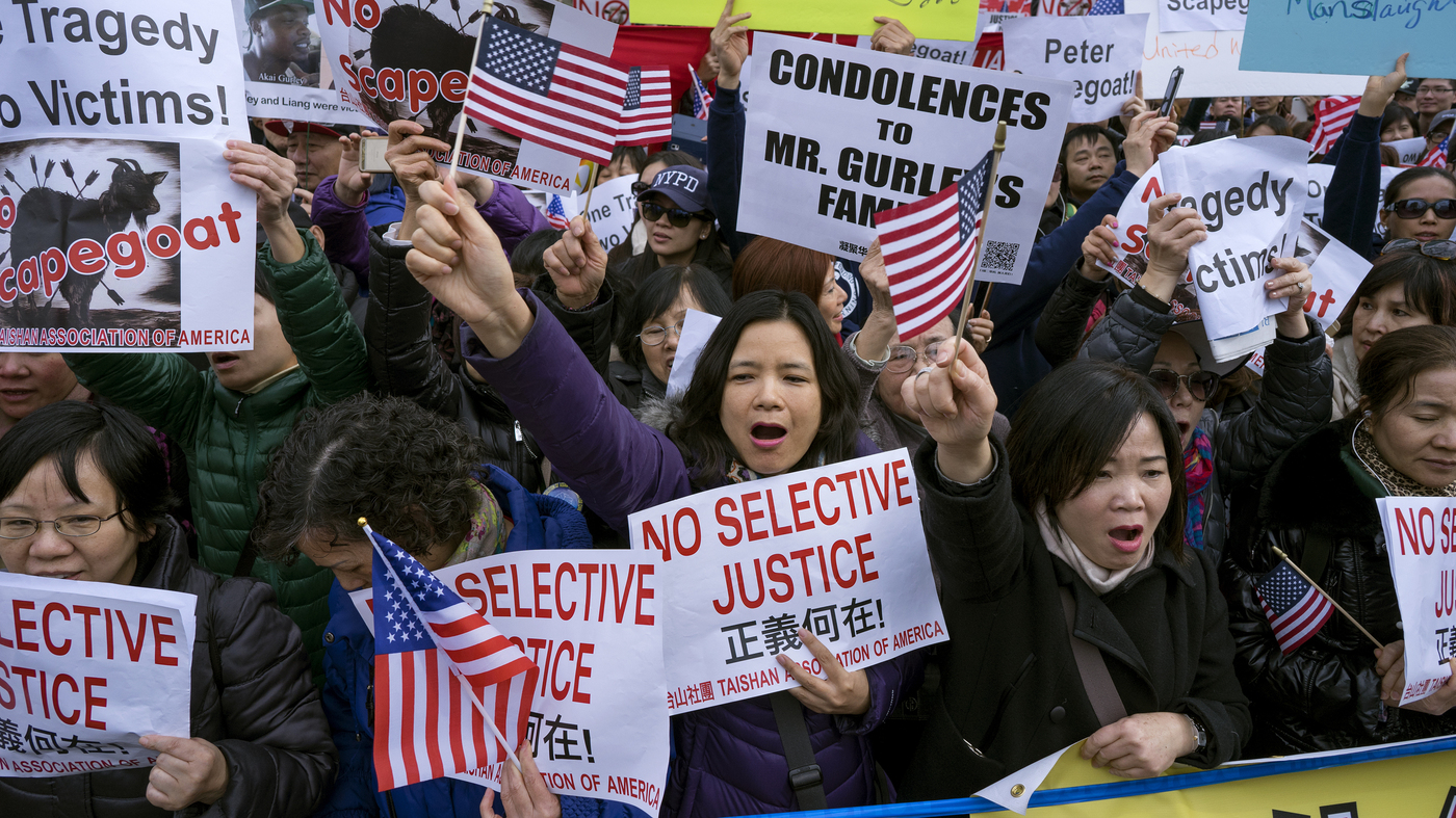 On Police Treatment, Asian-Americans Show Ethnic, Generational Splits
