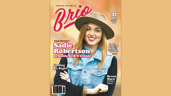 For about 20 years starting in 1990, Brio magazine was the evangelical answer to Seventeen. Focus on the Family is bringing it back, saying they see a renewed need among teens for alternative voices.