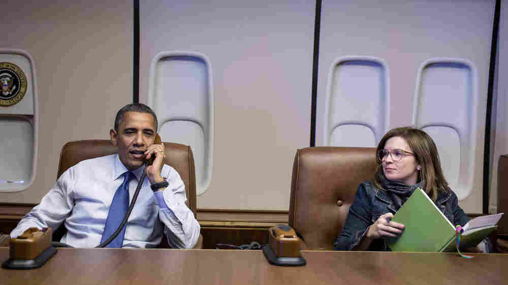 'I Basically Ran On Adrenaline': A Staffer Remembers Obama's White House