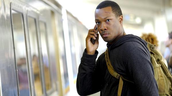 Corey Hawkins plays former U.S. Army Ranger Eric Carter in Fox