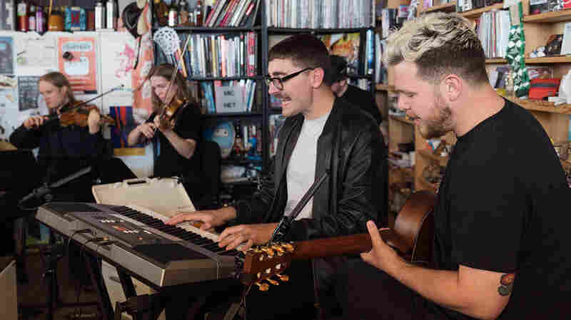 alt-J: Tiny Desk Concert