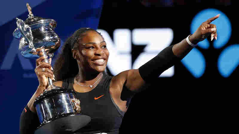Serena Williams Is Pregnant, Due In The Fall
