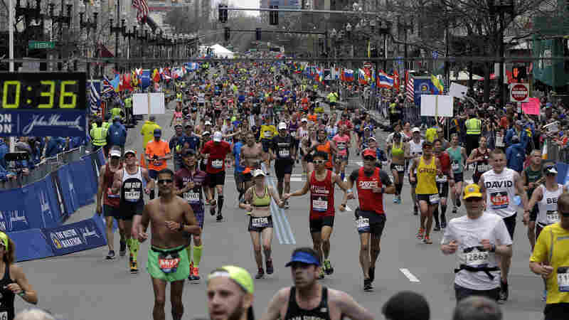 Adidas Apologizes For Congratulating 2017 Boston Marathon 'Survivors'