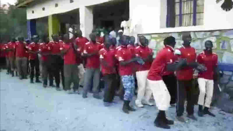 U.N. Condemns 'Grotesque Rape Chants' By Burundi Youth Militia