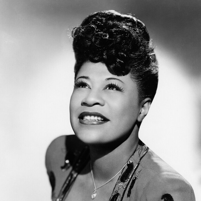 Early Hardship Couldn't Muffle Ella Fitzgerald's Joy
