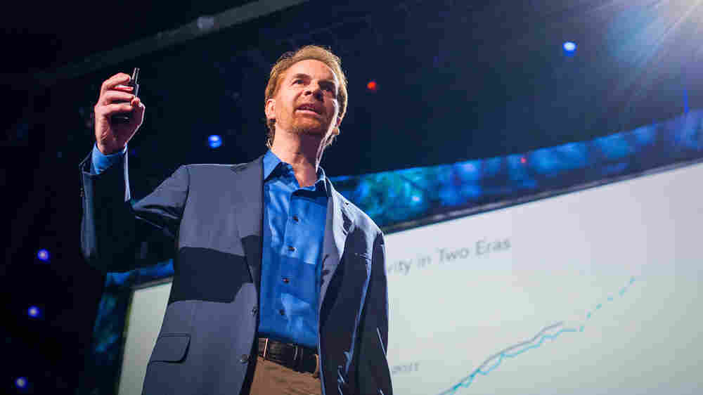Erik Brynjolfsson: In A Race With Machines, Can We Keep Up?