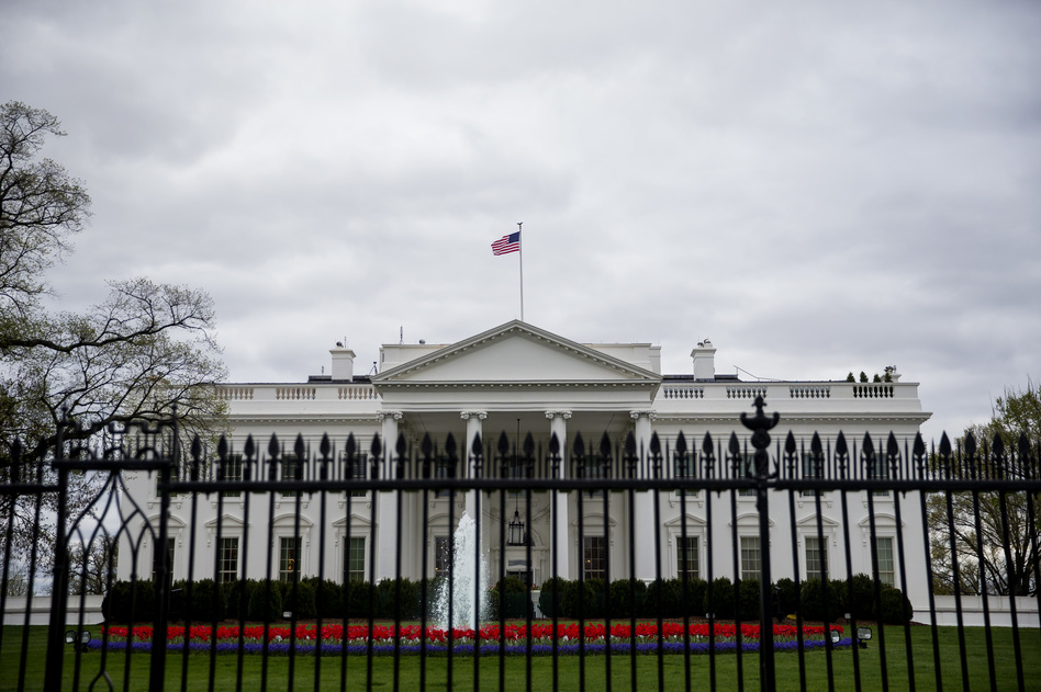 American Oversight, a group of Democratic lawyers, is suing the Justice Department and FBI over President Trump's tweeted allegation that he was wiretapped by then-President Barack Obama. (Eric Thayer/Getty Images)