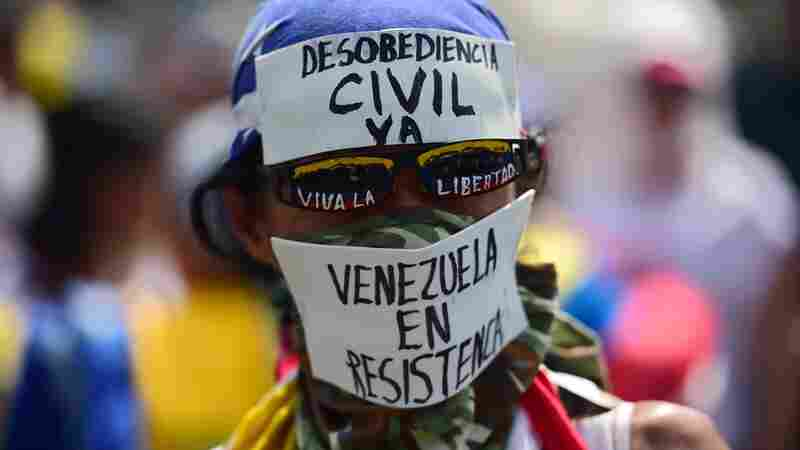 Venezuela Erupts In 'Mother Of All Protests' As Anti-Maduro Sentiment Seethes