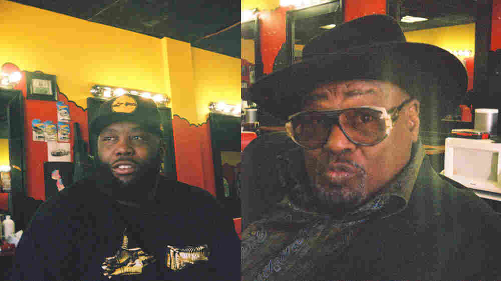 George Clinton And Killer Mike: Talking (Barber) Shop