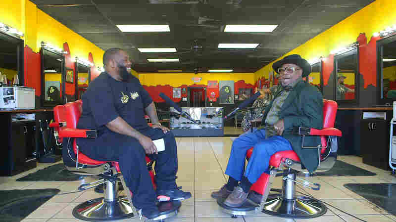 Watch: Shop Talk With George Clinton And Killer Mike