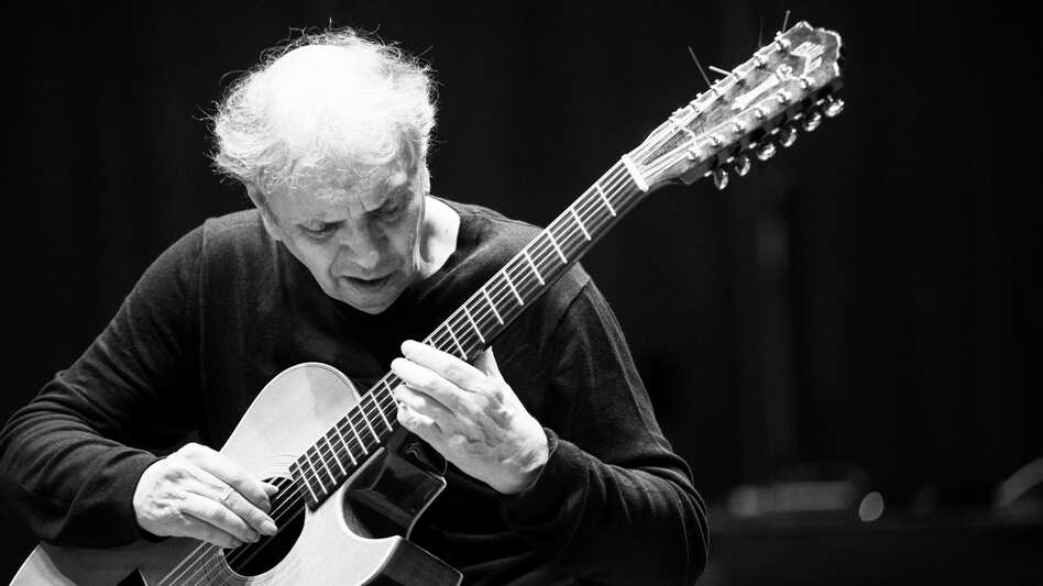 Ralph Towner's latest album is <em>My Foolish Heart</em>, named for the Bill Evans tune that changed the way he looked at composition and his instrument.