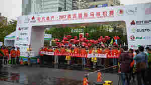 In Fast-Paced China, Marathon Craze Is Off And Running (Despite A Clumsy Start)