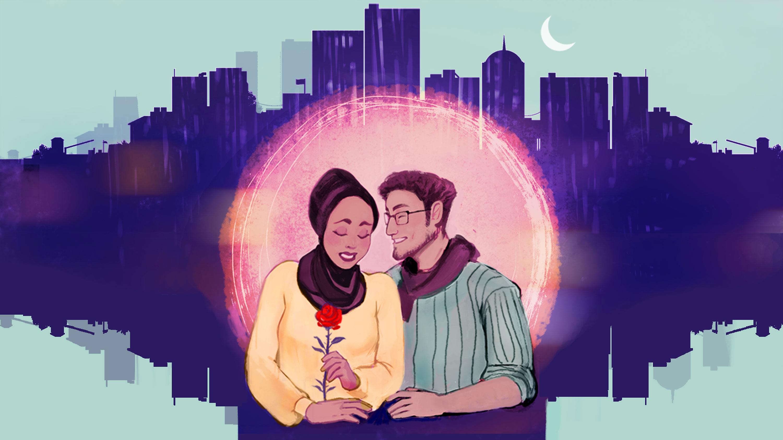 Online dating haram