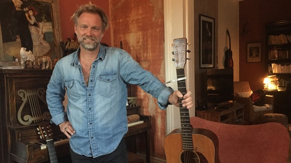 'Send Me A Friend': Anders Osborne Helps Musicians Stay Sober On Tour
