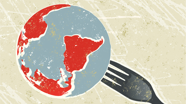 World on a fork
