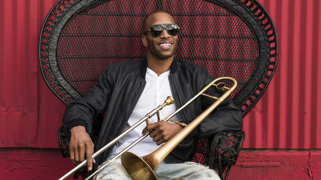 Trombone Shorty Pushes Tradition Forward