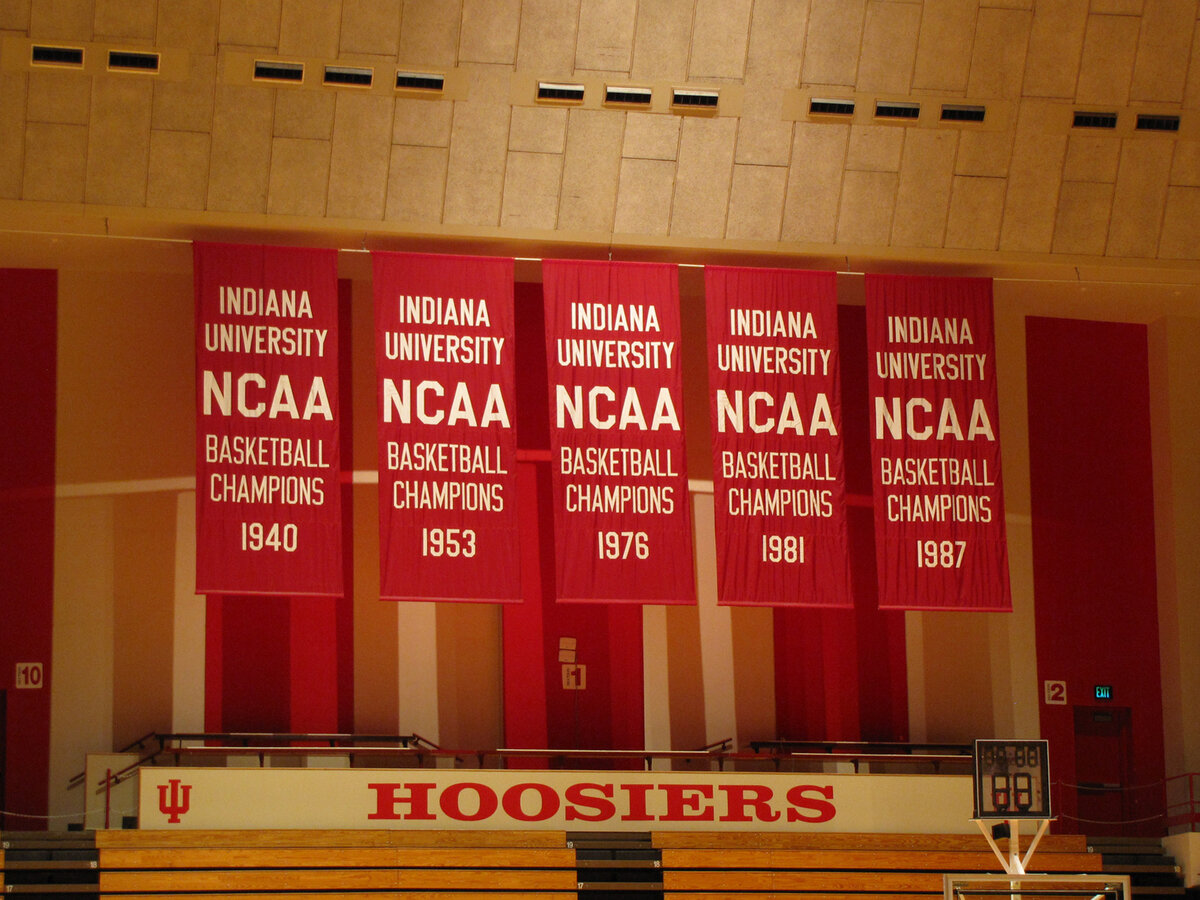 Indiana U bars sex offenders from competitions