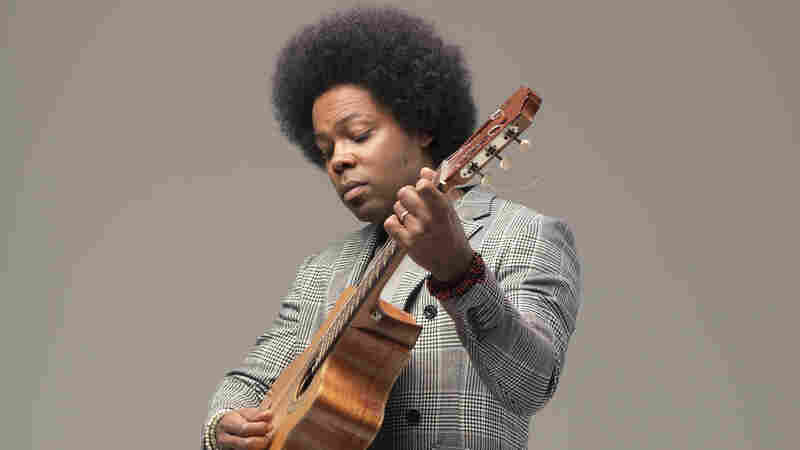Hear Alex Cuba's Ode To The Craziness of Sanity
