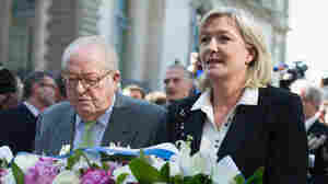 Marine Le Pen's 'Brutal' Upbringing Shaped Her Worldview