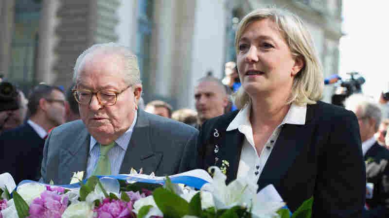 Marine Le Pen's 'Brutal' Upbringing Shaped Her Worldview